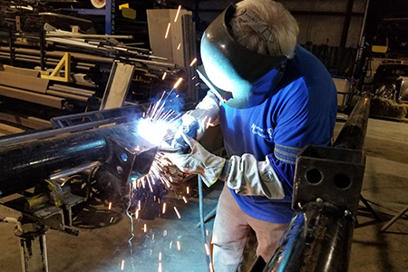 Alloy Welding Services and Repair